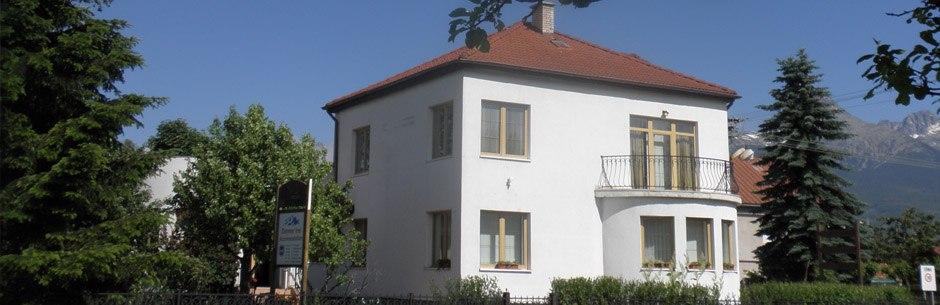 "Privát ""U Mervarta"" - Mengusovce, Vysoké Tatry"